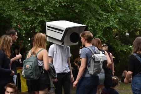 Open Air: Tanzen für Digitale Freiheit